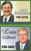 Lan Johnston & Linden Gilbert